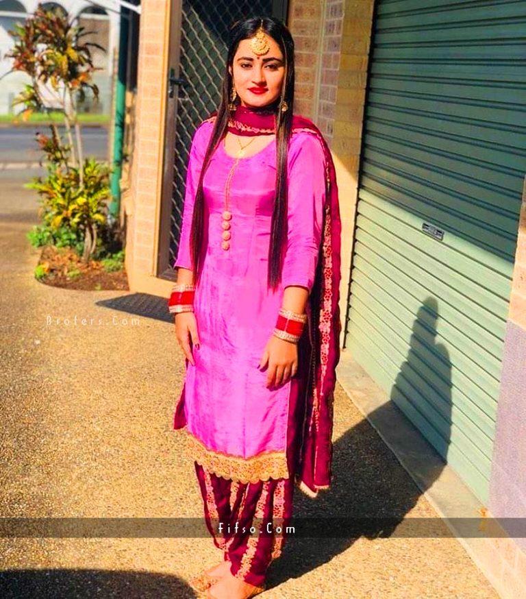 Beautiful Punjabi Girls Wallpapers 2021 - Fifso.Com