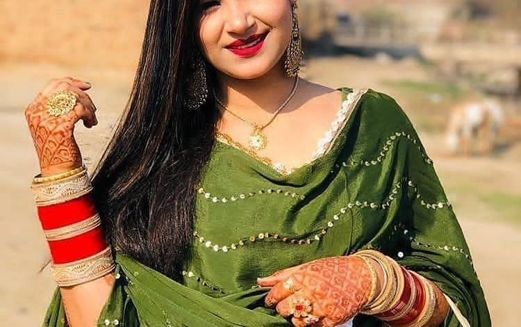 Photo of Newly Married Punjabi Girls Photos And Images 2021
