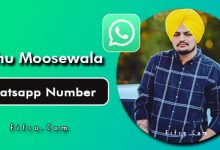 Photo of Sidhu Moosewala Real Whatsapp Number, Mobile Number And Website