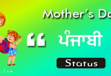 Photo of Punjabi Mothers Day Status And Quotes 2021-2022