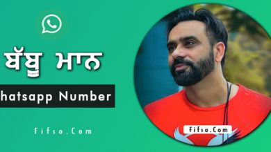 Photo of Babbu Maan Real Contact Number, Whatsapp Number And Mobile Number