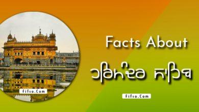 Photo of 15 Top Interesting Facts About Sri Harmandir Sahib (Golden Temple) In Punjabi