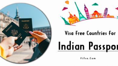 Photo of List Of Visa Free Countries For Indian Passport Holders In Hindi 2021-2022