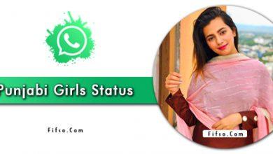 Photo of 2021-2022 Punjabi Whatsapp Status For Girls Attitude, Love And Sad