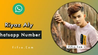 Photo of Riyaz Aly (Tiktok Star) Real Whatsapp Number, Contact Number And Mobile Number