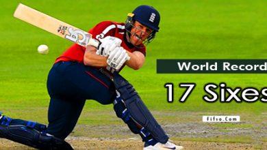 Photo of Cricket World Record – Most Sixes In ODI Match – एक ही मैच में सबसे ज्यादा छक्के