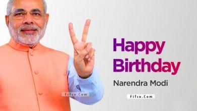 Photo of Narendra Modi Happy Birthday Photos, Wishes, Quotes & Images 2021