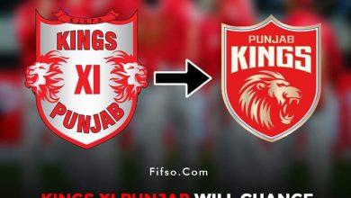 Photo of Punjab Kings New Real Logo IPL Team 2021