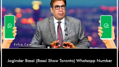 Photo of Joginder Bassi (Bassi Show Toronto) Whatsapp Number, Contact Number, Email And Youtube Videos