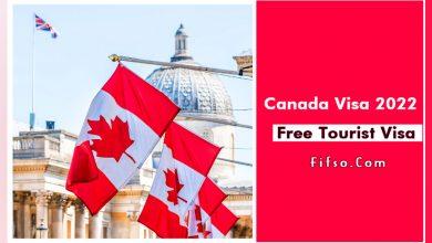 Photo of Canada Free Tourist Visa Online 2022-2023