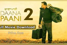 Photo of Daana Paani 2 Punjabi Movie Online Free, Release Date, Review And Cast