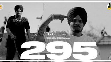 Photo of 295 Lyrics by Sidhu Moose Wala In Punjabi – Sidhu Mosse Wala Songs Lyrics 2022