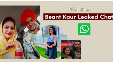 Photo of Lovepreet And Beant Kaur Bajwa (Canada) Leaked Chat, Today News, Pictures