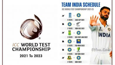 Photo of Indian Team Schedule For Next ICC World Test Championship 2023