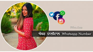 Photo of Aamber Dhaliwal Whatsapp Number, Contact Number, Instagram, Facebook And Snapchat