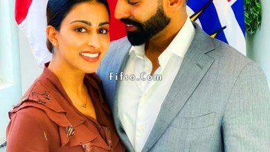 Photo of Parmish Verma Wife Guneet Grewal Photos, Bio, Family And More