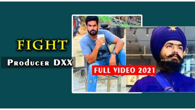 Photo of Producer DXX Fight With Nihang Singh Viral Video 2021
