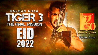 Photo of Tiger 3 Hindi Full Movie Online Free Download 2022